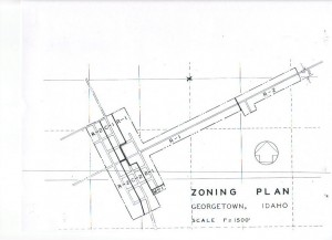 Zoning Plan, City of Georgetown